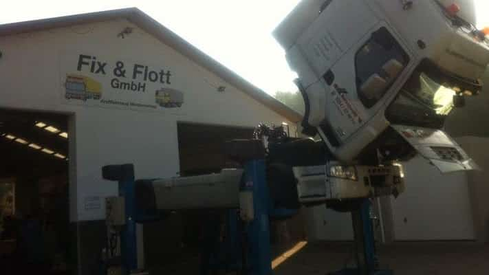 Kfz-Meisterwerkstatt Bochum der Firma Fix & Flott GmbH
