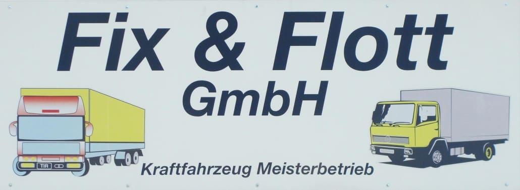 Firmenprofil Kfz-Meisterwerkstatt von Fix & Flott in Bochum-Logo